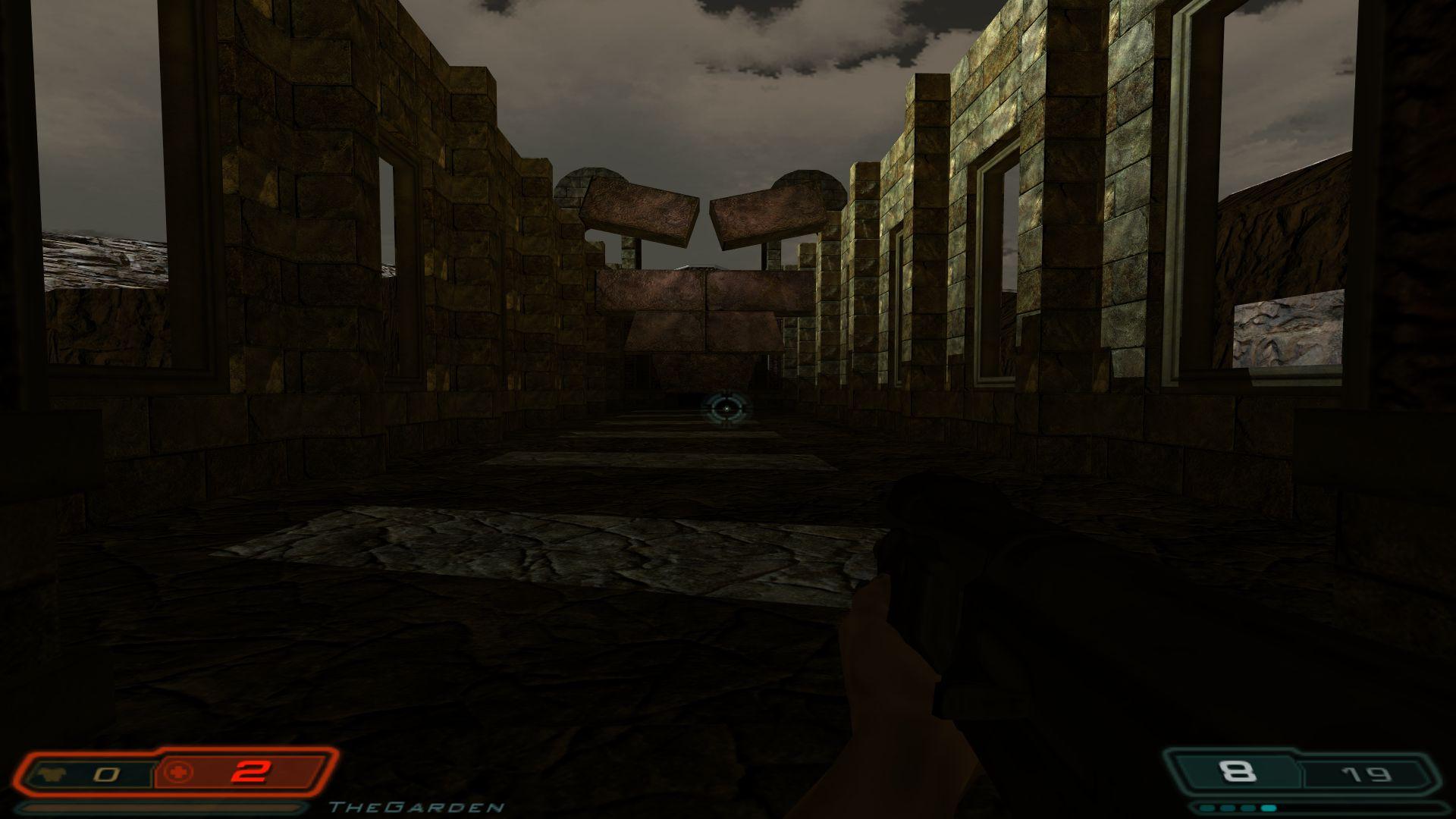 Doom Reborn Progress Shots - Earth Quake